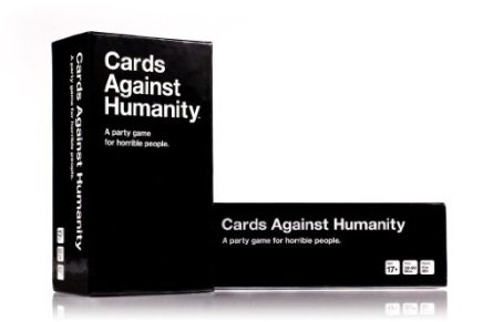 5 Reasons why CARDS AGAINST HUMANITY is shockingly marvelous
