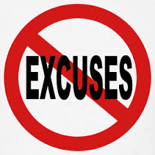 How-to Tuesday: Stop the Excuses (morning edition)