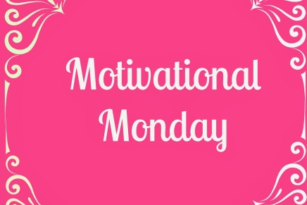 Motivational Monday – BRING IT, week!