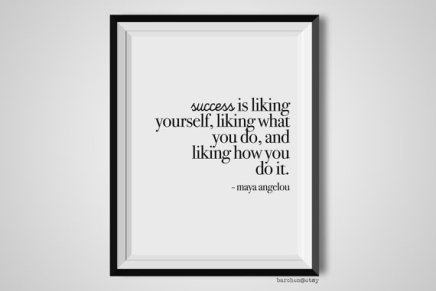 SUCCESS is..?