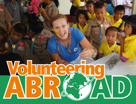 Where & How to Volunteer Abroad?
