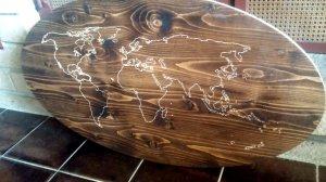 World map USE