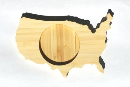 New States & Shapes Added! :) Get a set for Father's day or 4th of July!