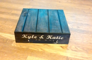 kyle and katie cake stand