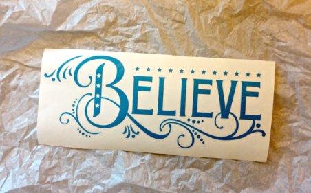 believe twitter