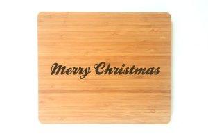 Christmas cutting Board Twitter