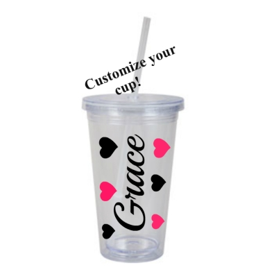 Customized Tumbler