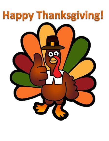 hey you  happy thanksgiving   laugh up my sleeve free thanksgiving clip art borders frames Free Turkey Clip Art