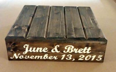 June and brett