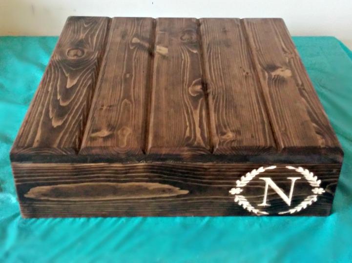 N cake stand 1