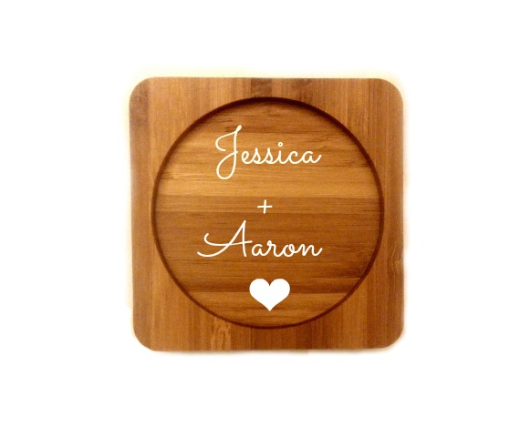 Personalized Coasters 1